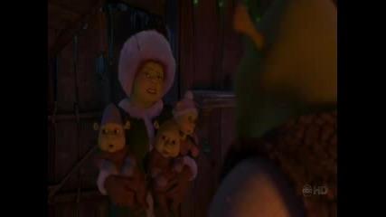 Shrek The Halls - Happy Holidays 2007 Част 2
