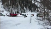 Italy: Avalanche kills six in Italian Alps