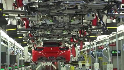 Разходка във фабриката на Ферари - Ferrari Factory Tour