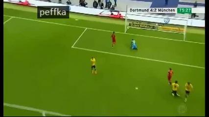 Борусия Дортмунд 5:2 Байерн Мюнхен! Борусия грабна купата на Германия след голям разгром!!!