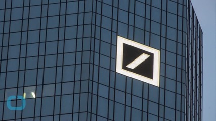 Deutsche Bank's Shares Jumped A Day After CEOs Resigned