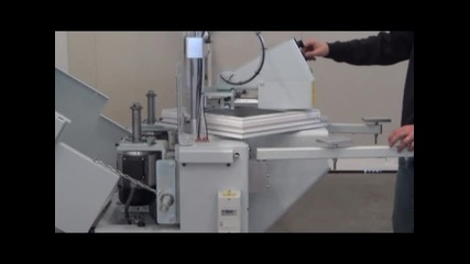 Un4f - Semiutomatic corner cleaner with nr.2 milling units with rapid – change system-hd