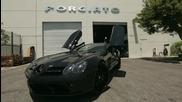 Неустаряваща класа: Mercedes- Benz Slr Mclaren - Forgiato