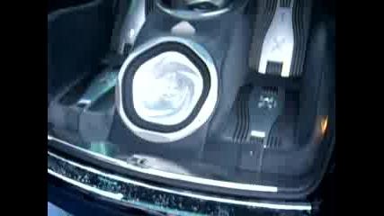 Vw Touareg - Sony - avtosalon 2007