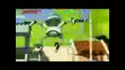 Crazy Frog - We Are The Shampions