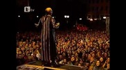 Дони и Момчил на Мега концерта на Бг радио