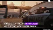 """Седем години по-късно """"GTA V"""" все още е мега-хит"""