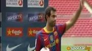 Маскерано вече офицялно е играч на Барселона