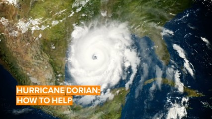 What you can do to help the victims of Hurricane Dorian