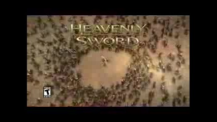 Nariko - Heavenly Sword Trailer