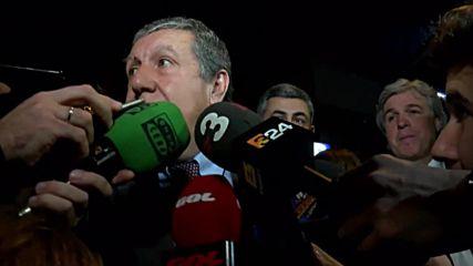 Spain: Top international footballers attend much-anticipated Copa Libertadores final