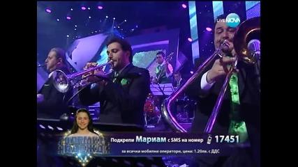 Мариам Маврова (българска песен) - Големите надежди 1/2-финал - 21.05.2014 г.