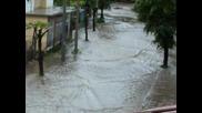 Реки по пътищата в Дупница