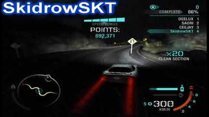 Skidrow S K T - Cooper Ridge - 20.722.420 [ W R ]