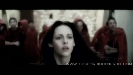 Bella and Edward - Lost the long way