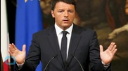 Italian PM Renzi Promises More Reform