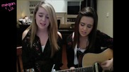 Adele - Someone Like You - Megan And Liz Cover