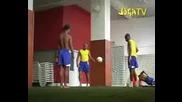 Ronaldinho, Robinho, Roberto Ето Това Е да си Pro