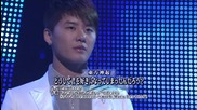 Tvxq - Why Did I Fall In Love With You (081127 Best Hits Music Festival)