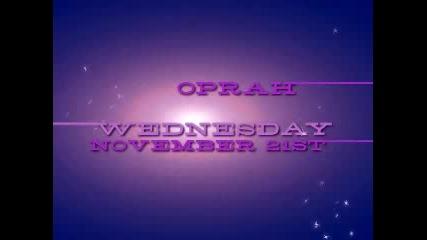 Miley Cyrus - Her Oprah Show Interview