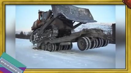 Това може да се види само в Русия! #2