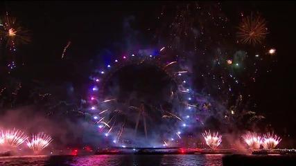 Невероятно шоу в Лондон