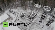Кулата на Тесла до Москва -