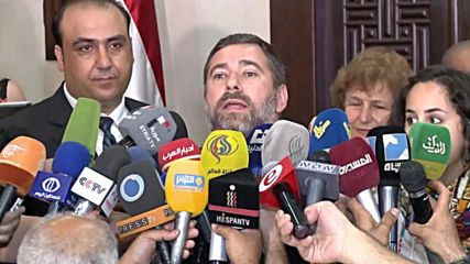 Syria: European delegation denounces foreign interference in Syrian domestic affairs