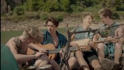 The Vamps - Oh Cecilia ( Breaking My Heart ) feat. Shawn Mendes ( Официално Видео )