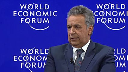 Switzerland: Latin American presidents demand solution to Venezuela crisis - Davos WEF