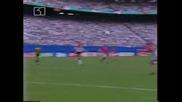 Bulgaria - Germany - Yordan Letchkov goal