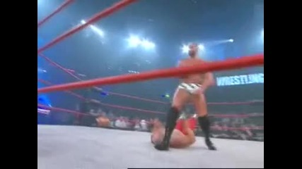 Matt Morgan vs. Scott Steiner