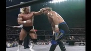 Sting and Lex Luger vs. The Road Warriors - Nitro 05.02.1996