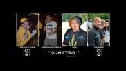 Ymb feat. 5af & Yorgo - Quattro ( 2011 )