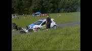 Rally Barum - Crash Solowow