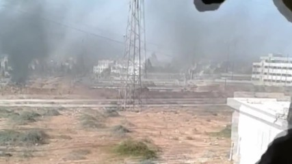 Syria: Syrian Army continue fight against rebels in western Aleppo