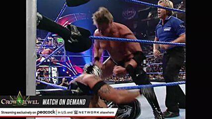 Rey Mysterio vs. JBL: WWE No Mercy 2005 (Full Match)