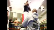 Floyd Mayweather Jr Training