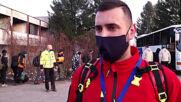 Bosnia and Herzegovina: Migrants transferred from abandoned buildings to Lipa camp