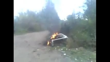Защо в Русия не трябва да си играете с огъня