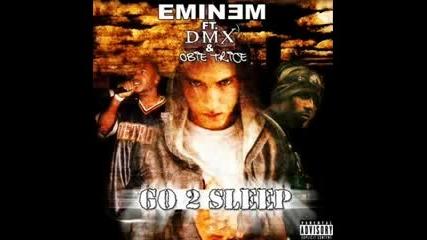 go to sleep eminem obie trice dmx cradle to the grave o.s.t.