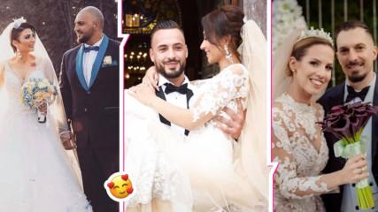 Звездните сватби на 2019 г.! Любимите двойки, които чуха Менделсон