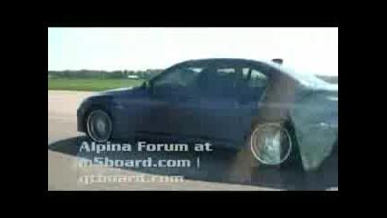 Alpina B5 Vs Mercedes E55 Amg