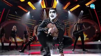 "Фики като Robbie Williams - ""Let Me Entertain You "" | Като две капки вода"