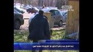 Цигани грабят в центъра на Бургас