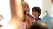 Hannah Montana - Lets Get Crazy - Music Video - Hq +бг Превод
