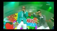 Mighty Mouth & Soya - Bad Boy @ Music Core (19.05.2012)