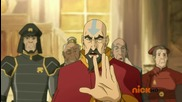 Legend of Korra - Season 1 Episode 9: Out of the Past /hd/ bg sub