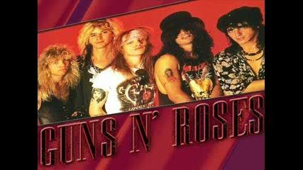 A Rock Tribute To Guns N Roses