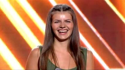Живка Захариева - X Factor Кастинг (24.09.2015)